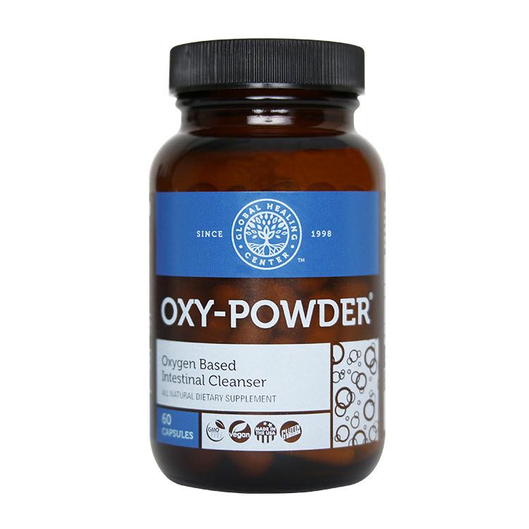 oxy powder 60 cápsulas colombia